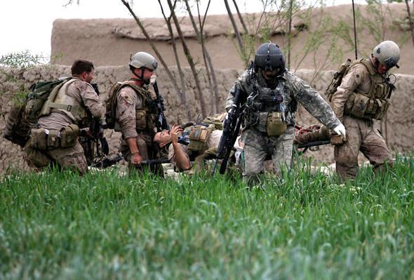 Афганистан. Военная фотография. Изображение № 53.