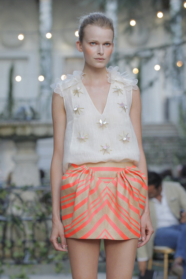Madrid Fashion Week SS 2013: DELPOZO . Изображение № 16.