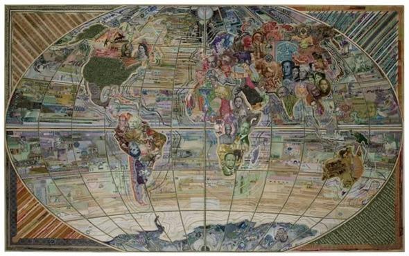 Разделение мировых модельных рынков. Изображение № 1.