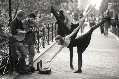 Изображение 4. Dancers Among Us. Jordan Matter.. Изображение № 4.