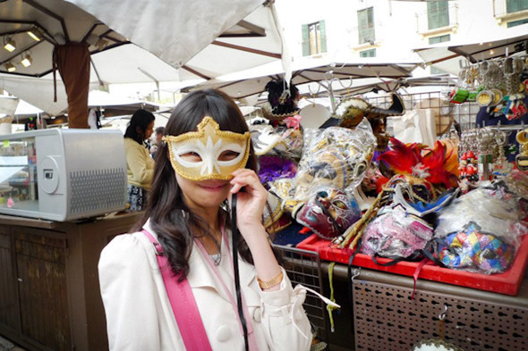 Ярмарка на Piazza delle Erbe. Изображение № 54.