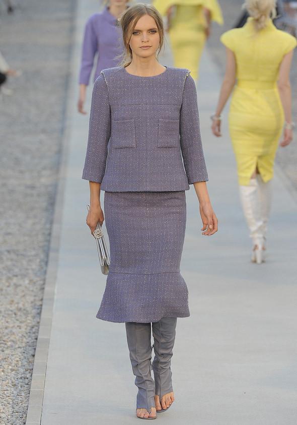 Изображение 3. Показана новая круизная коллекция Chanel.. Изображение № 3.