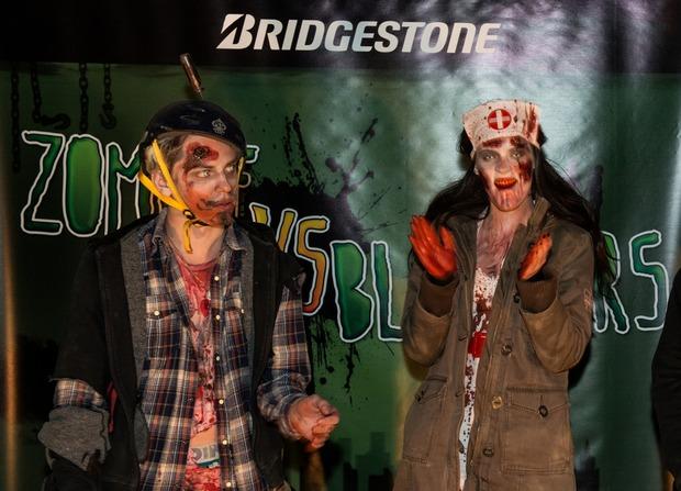 Bridgestone Zombie Quest. Изображение № 9.