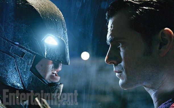 Появились новые фото из «Бэтмена против Супермена» . Изображение № 1.