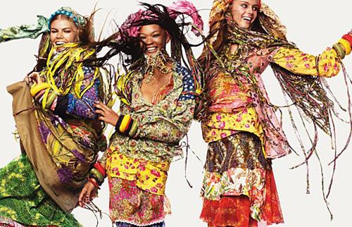 United Colors ofTestino. Vogue UK(November 2009). Изображение № 12.