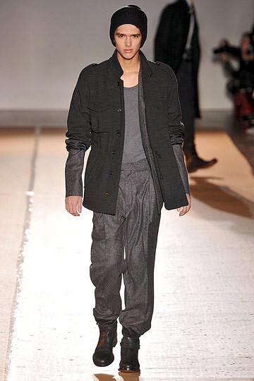 Неделя моды в Париже: мужские показы. Изображение № 104.