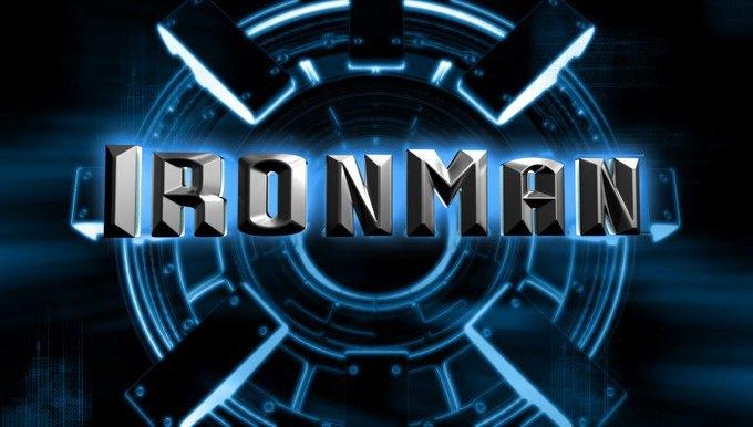 Художник показал варианты логотипа «Железного человека» . Изображение № 3.