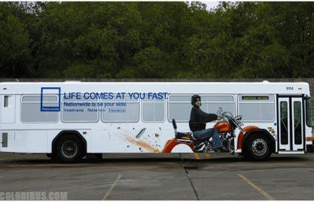 Автобус, милый мойавтобус. Изображение № 3.