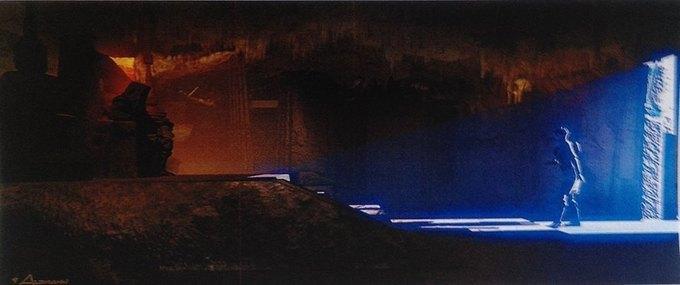 В Сеть выложили 32 концепт-арта для «Звёздных войн VII». Изображение № 8.