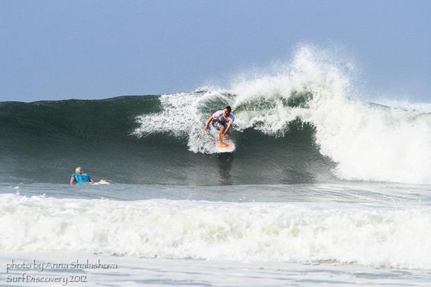 Результаты российских соревнований по серфингу Surf Jam Bali 2012. Изображение № 11.