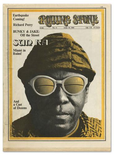 "Изображение 55. Выставка: Барон Уолмен ""The Rolling Stone Years"".. Изображение № 55."