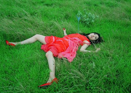 Izima Kaoru иего «Пейзаж струпом». Изображение № 10.