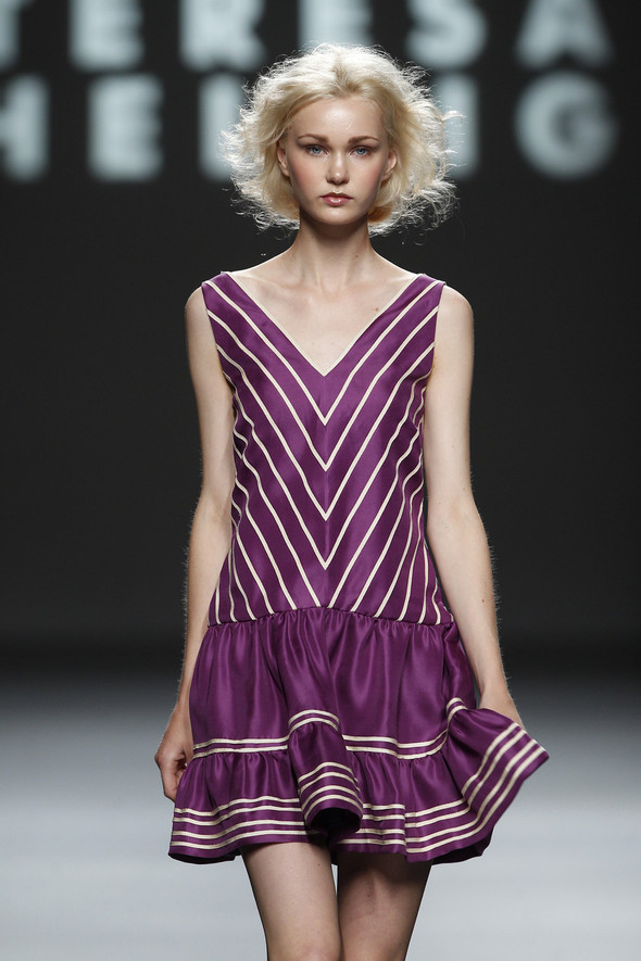 Madrid Fashion Week SS 2012: Teresa Helbig. Изображение № 23.