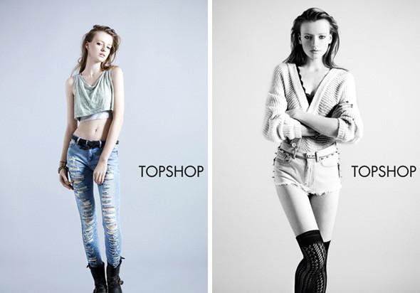 Кое-что новое: Gentlewoman, H&M, Zara и Topshop. Изображение № 23.