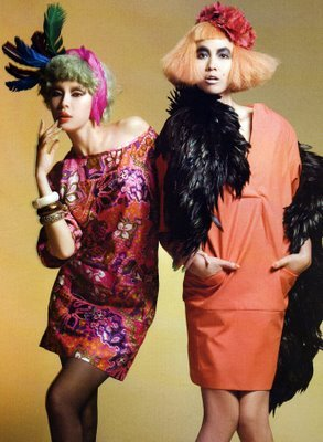 Vogue Korea (april 2008). Изображение № 2.