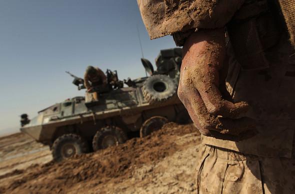 Афганистан. Военная фотография. Изображение № 125.