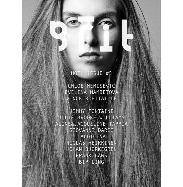 Новые обложки: Acne Paper, Rouge и другие. Изображение № 4.