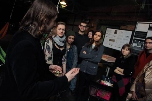Проект Британской Высшей Школы Дизайна и клуба Avant. Изображение № 12.