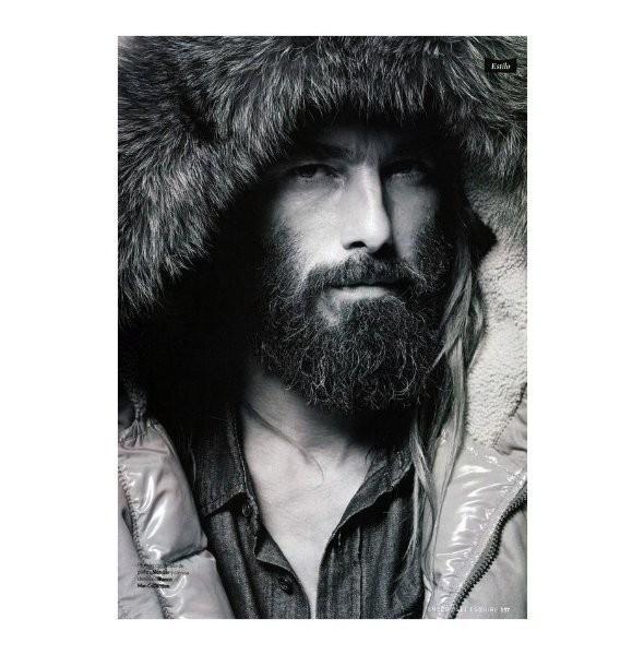 Изображение 20. Новые мужские съемки: Vogue Hommes, GQ и другие.. Изображение № 29.