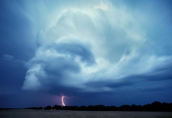 Джим Рид: Фотограф экстремальных погодных явлений. Изображение № 4.