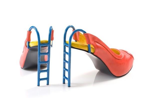 Найстраннейшие женские туфельки. Изображение № 7.