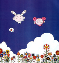 Рецепт успеха – Takashi Murakami. Изображение № 9.