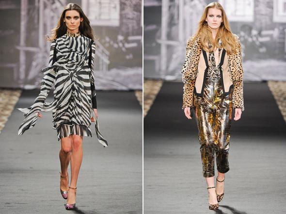 Показы Milan Fashion Week FW 2012: День 3. Изображение № 5.