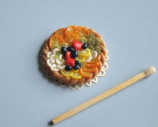 Еда в миниатюре. Изображение № 24.