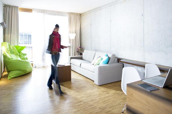 Design Hotels: FACTORY HOTEL, Германия. Изображение № 2.