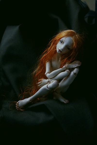Изображение 7. Фарфоровые куклы Лидии Снуль.. Изображение № 5.