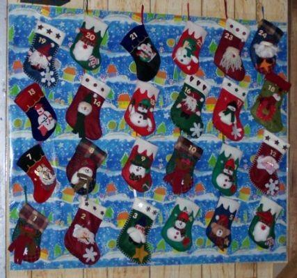 Рождественский календарь. Изображение № 25.