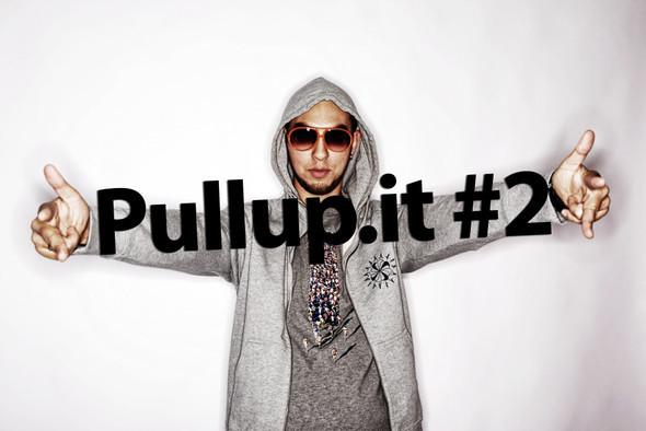 Второй выпуск подкаста Pullup. itc DJMek. Изображение № 1.