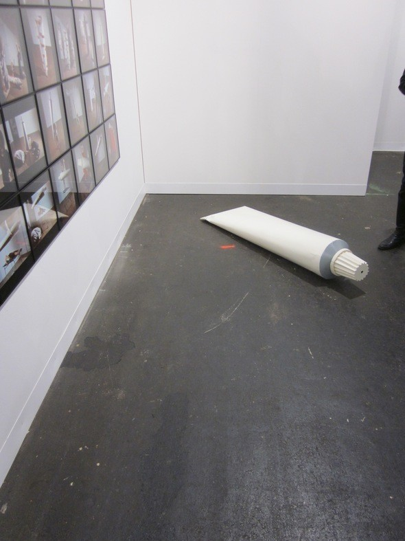 Изображение 2. Art 42 Basel 2011 - крупнейшая выставка современного искусства в Европе.. Изображение № 2.