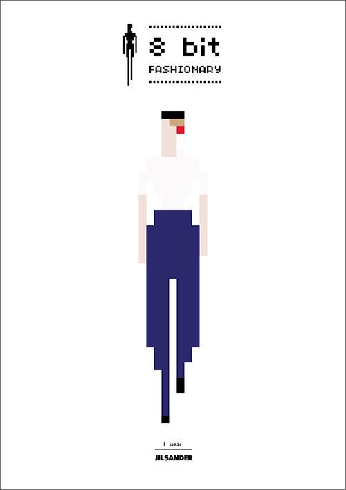 8 bit Fashionary / 8 Модных бит. Изображение № 19.