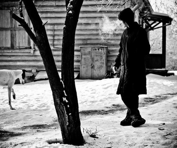Черно-белые путешествия. Изображение № 27.