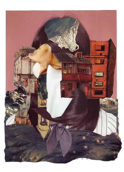 Клей, ножницы, бумага: 10 современных художников-коллажистов. Изображение № 23.