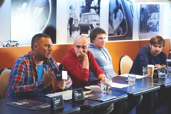 Глеб Говоров, кафе «Голубка»: «Нужно четко распределить обязанности: кто за что будет отвечать». Изображение № 1.