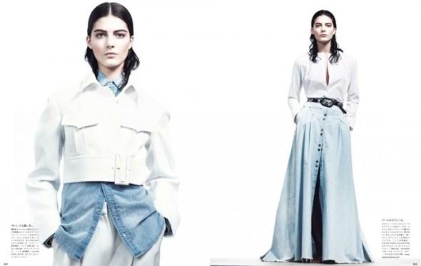 Съемки: Vogue, Elle, Tush и другие. Изображение № 58.