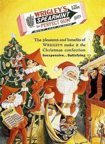 69 рождественских рекламных плакатов. Изображение № 68.