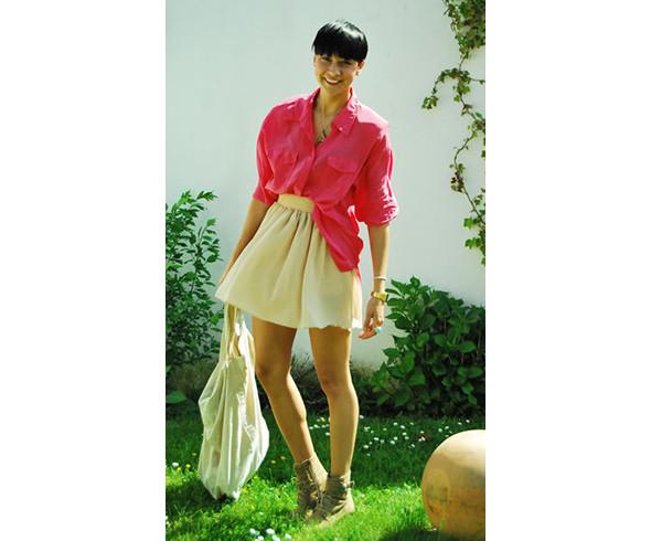 Изображение 10. Bloggers Talk: Анна Бу, автор Bu the right thing.. Изображение № 6.