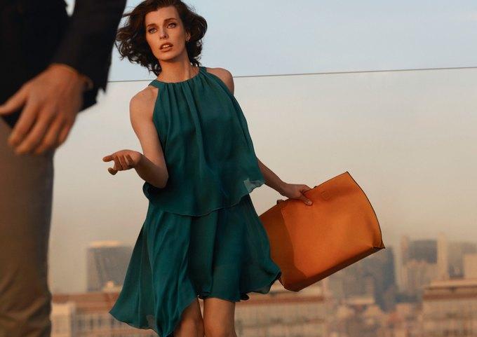 Alexander McQueen, Celine и LUBLU Kira Plastinina показали новые кампании. Изображение № 25.