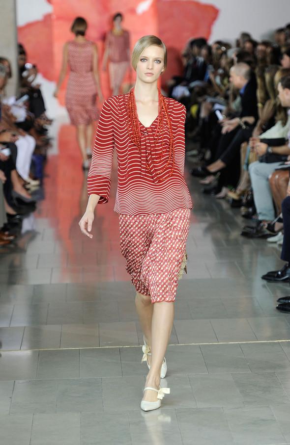 New York Fashion Week Spring 2012: День шестой. Изображение № 2.