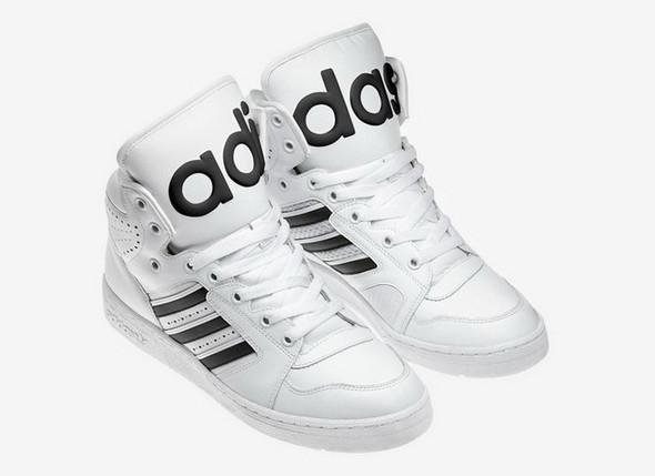 Коллекция Adidas Originals 2012 от Jeremy Scott. Изображение № 5.