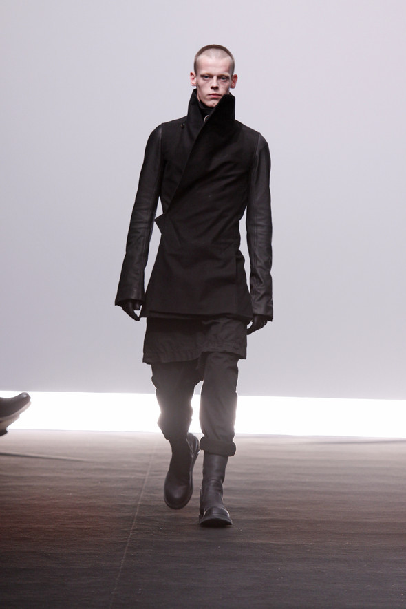 Rick Owens Fall Winter 2009 2010. Изображение № 16.