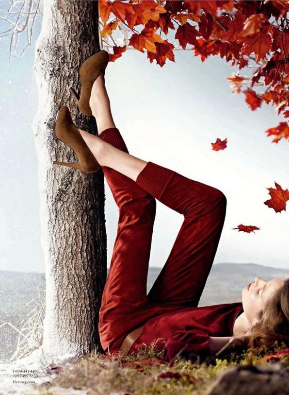 Волшебная рекламная кампания Hermès осень-зима 2012. Изображение № 3.