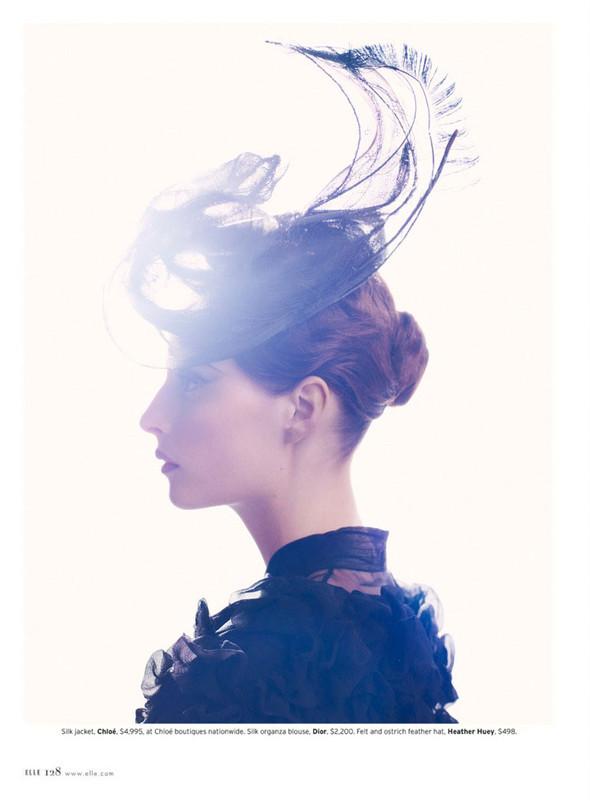 Съёмка: Сюзи Берд для Elle. Изображение № 8.