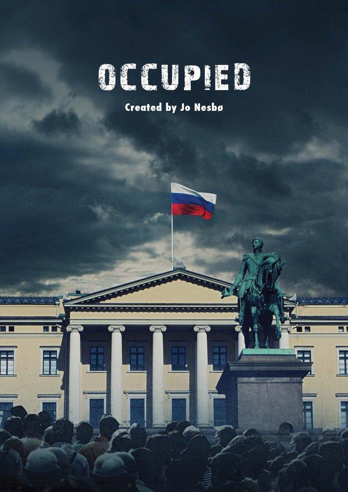 Ю Несбё делает сериал об оккупации Норвегии Россией. Изображение № 1.