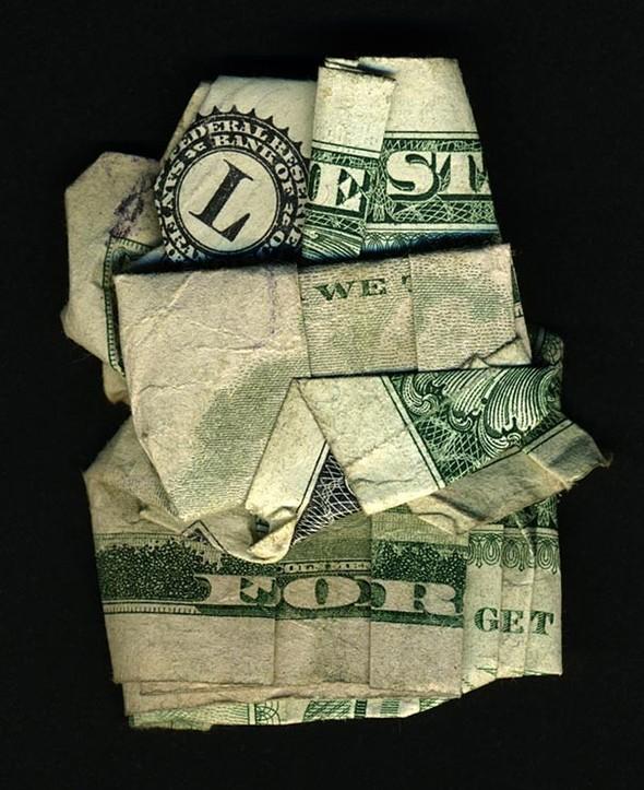 Скрытые сообщения на долларовых купюрах. Изображение № 4.