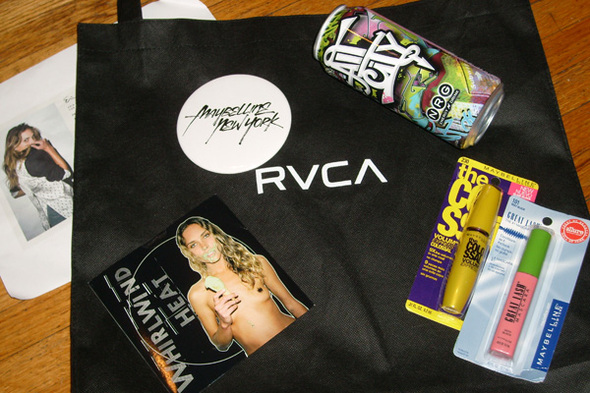 RVCA from SevenBoardshop. Изображение № 1.