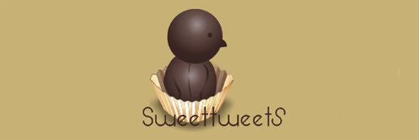 День шоколада. Вкусные шоколадные логотипы. Изображение № 27.